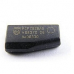 Transponder ID46 Philips Crypto de 2ª gen. PCF7936AS VIRGEN