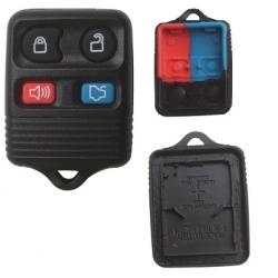 Carcasa para telemandos FORD 4 botones.