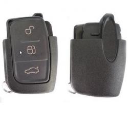 Carcasa inferior para llave plegable 3 botones FORD.