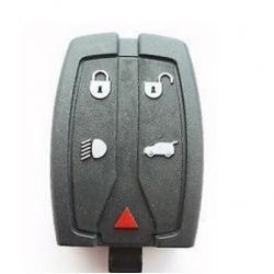 Carcasa 4+1 botones para mando LAND ROVER.