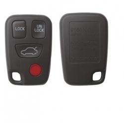 Carcasa 3+1 botones para mandos VOLVO S40,V40,S70,V70, C70.