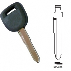 Carcasa llave fija para MAZDA CX-7, CX-9, MX-5, RX-8.