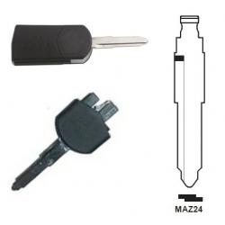 Encastre superior para llaves MAZDA CX-7, CX-9, MX-5, RX-8.