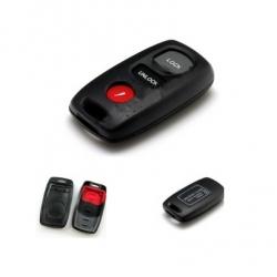 Carcasa 2+1 botones para mandos MAZDA.