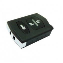 Carcasa 3 botones para mandos plegables MAZDA.