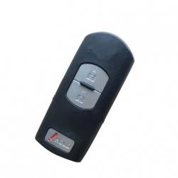 Carcasa 2+1 botones para llaves plegables MAZDA.Smart Key no incluido.