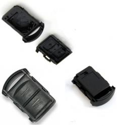 Carcasa superior 2 botones llave fija OPEL ASTRA, CORSA, MERIVA, AGUILA, COMBO.