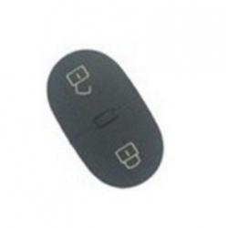 Botonera 2 botones llave mando plegable redonda para modelos tipo VAG AUDI,SEAT, SKODA Y VOLKSWAGEN