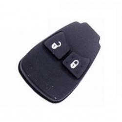 Botonera para carcasa llave fija 2 botones CHRYSLER/ DODGE/ JEEP.