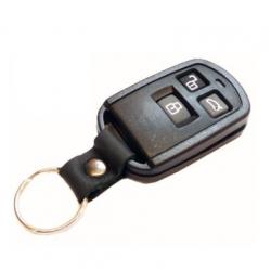 Carcasa mando para HYUNDAI/ KIA 3 botones.