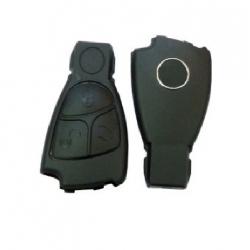 Carcasa mando de 3 botones para MERCEDES BENZ.