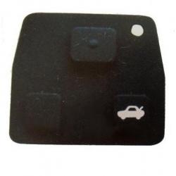 Botonera 2/3 botones para carcasa llave fija LEXUS.