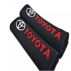 Almohadilla para cinturon de Seguridad Toyota