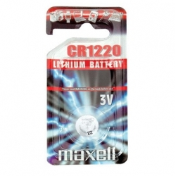 Pila alcalina botón CR1220-B1