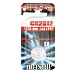 Pila alcalina botón CR2012-B1