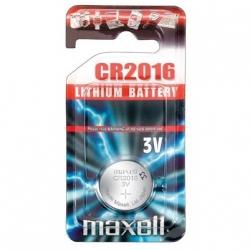 Pila alcalina botón CR2016-B1