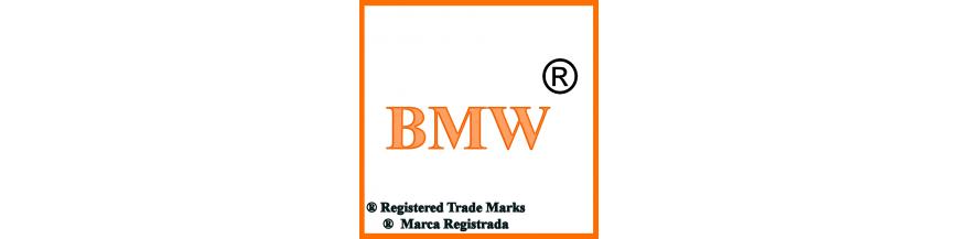Productos y accesorios de BMW, llaves y electrónica.