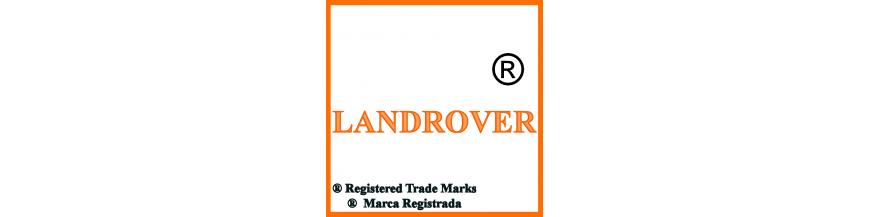 Productos y accesorios de Land Rover, llaves y electrónica.